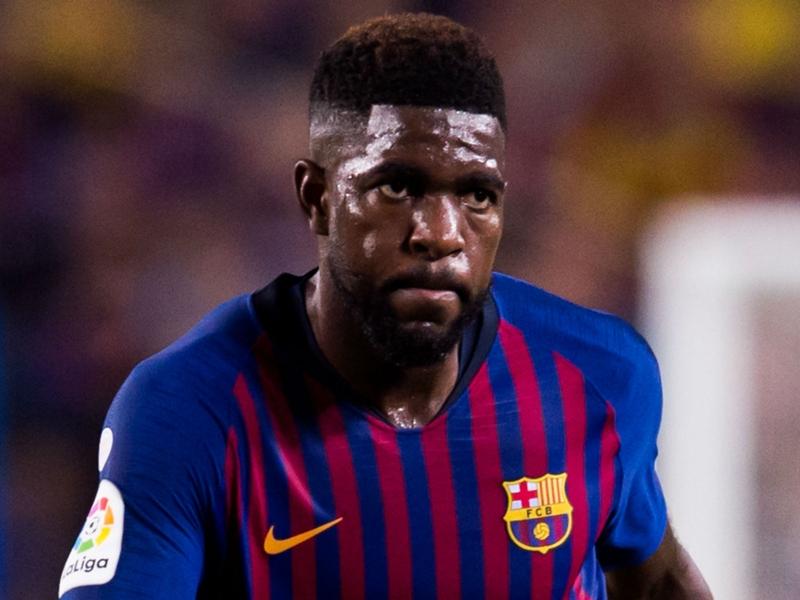 """Lyon-Barcelone, Samuel Umtiti : """"Je rêvais de revenir, émotionnellement ça va être énorme"""""""