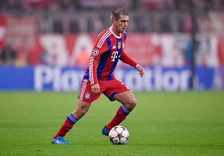 Lahm: Robben used to be selfish