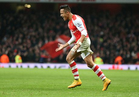 Alexis is Arsenal's Suarez - Wenger