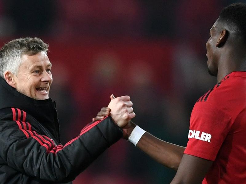 'Leader' Pogba could be Man Utd captain after Mourinho demotion - Solskjaer