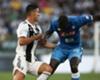 Cristiano Ronaldo Kalidou Koulibaly Juventus Napoli Serie A