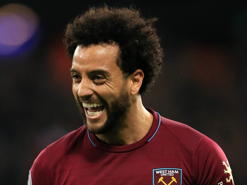 Felipe Anderson ready to shun any transfer talk and become West Ham's next Di Canio