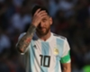 Lionel Messi during Argentina's World Cup 2018 campaign