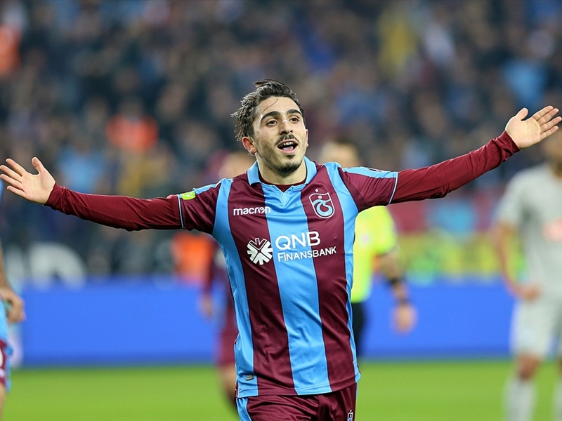 'There is no offer from Liverpool' - Trabzonspor president denies Omur approach