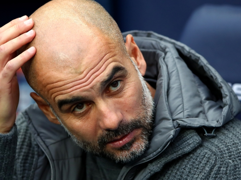 'I am not a greenkeeper!' - Guardiola rejects Liverpool's long grass accusation