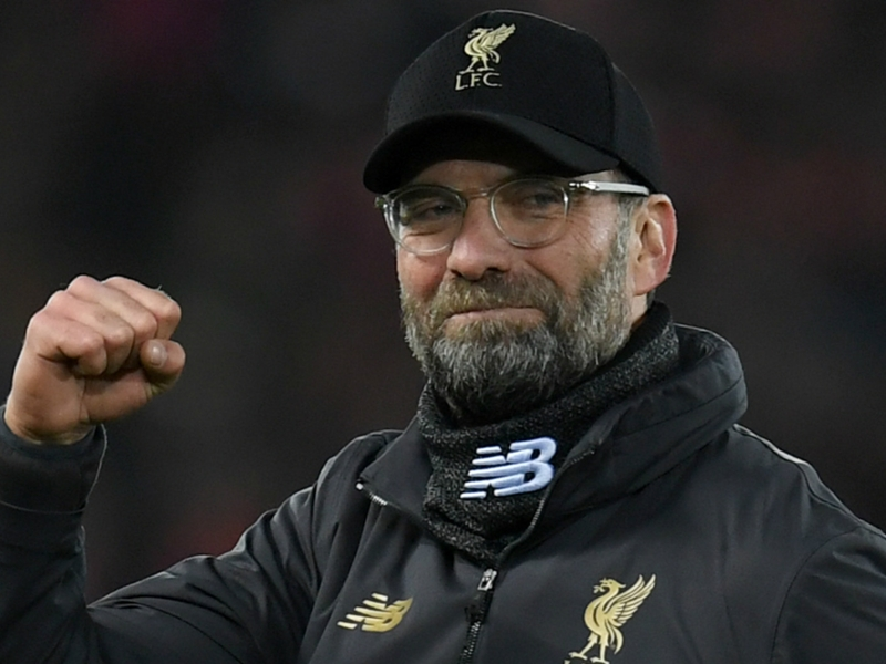 'Progress is something everybody should expect' - Klopp looks at Liverpool present and future
