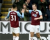 Dwight McNeil and Chris Wood both scored against West Ham