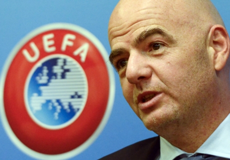 Infantino verdedigt UEFA na kritiek