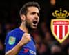 Cesc Fabregas resmen Monaco'da!