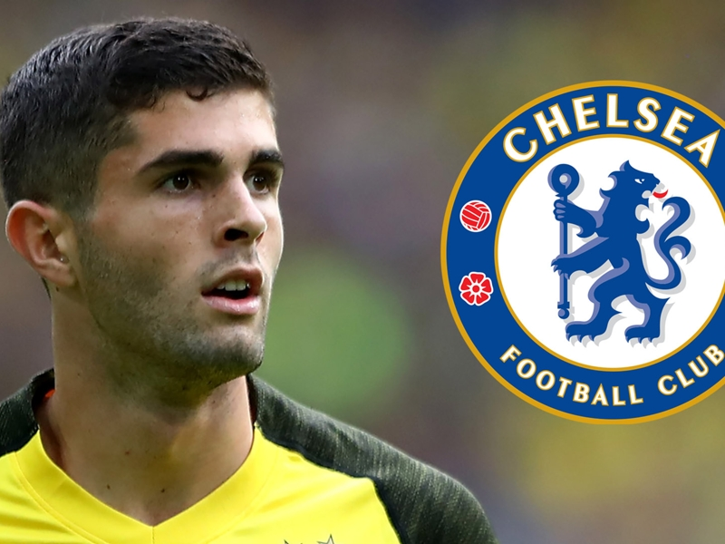 Pulisic expecting good fit at Chelsea as £58m deal allows him to fulfil Premier League dream