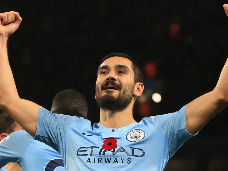 Gundogan reveals how Man City can beat Liverpool