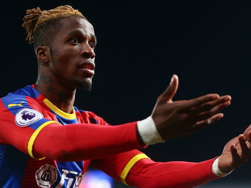 Can Wilfried Zaha end his drought against ravaged Spurs?