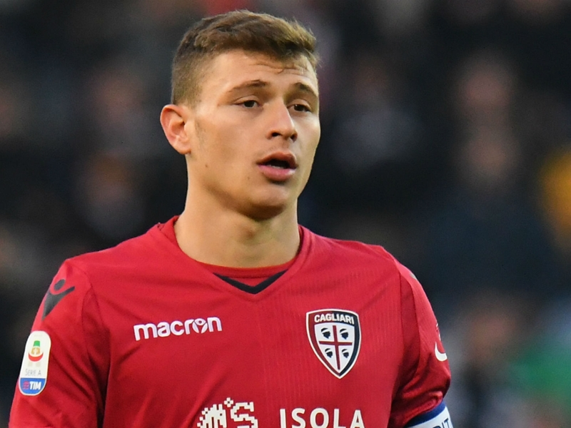 Barella offered Chelsea warning by Mancini as talk of £45m move builds