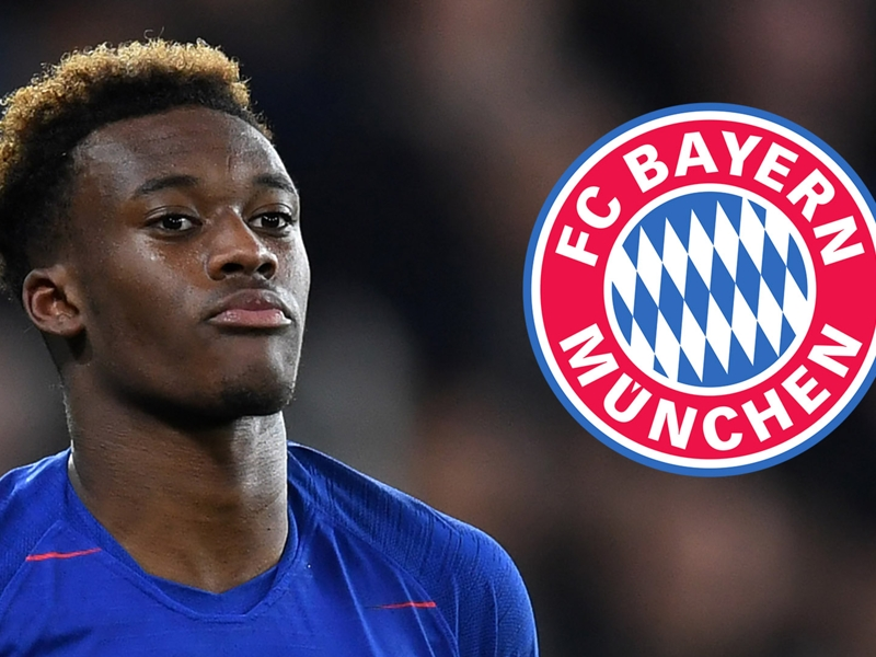 Bayern make improved £30m offer to sign Chelsea youngster Hudson-Odoi