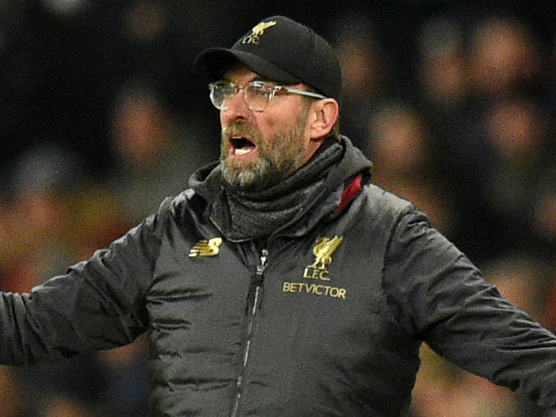 Klopp: FA Cup success wouldn't be enough to silence critics