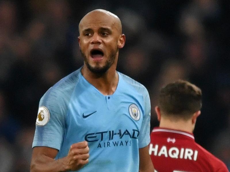 Manchester City - Vincent Kompany proche d'une prolongation