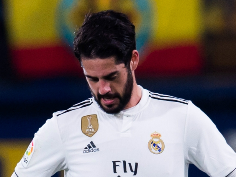Solari: I'm not the right man to advise Isco