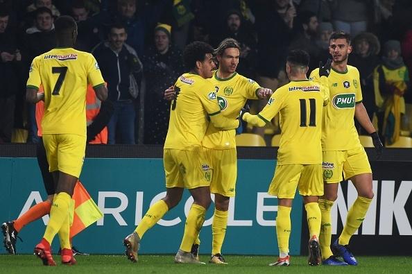 Coupe de France, Nantes premier qualifié pour les 16es de finale
