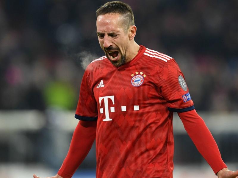 Allemagne - Franck Ribéry vit