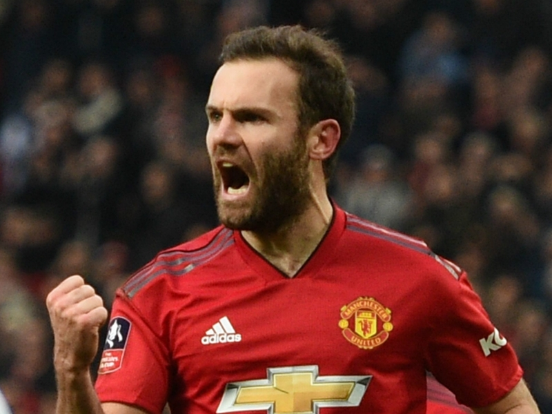 Mata calm about Manchester United contact situation