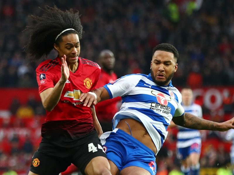 Who is Tahith Chong? Meet the latest Man Utd first-team debutant