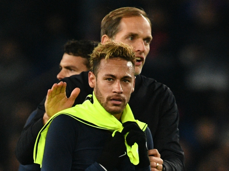 Tuchel ready to call on Neymar for PSG's tie with Pontivy