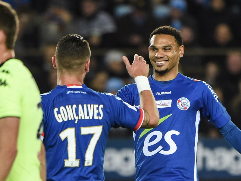 Kenny Lala prolonge son contrat à Strasbourg