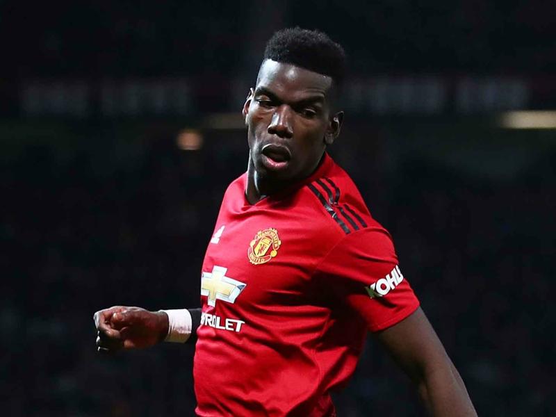 Injured Pogba to join Man Utd late on Dubai trip