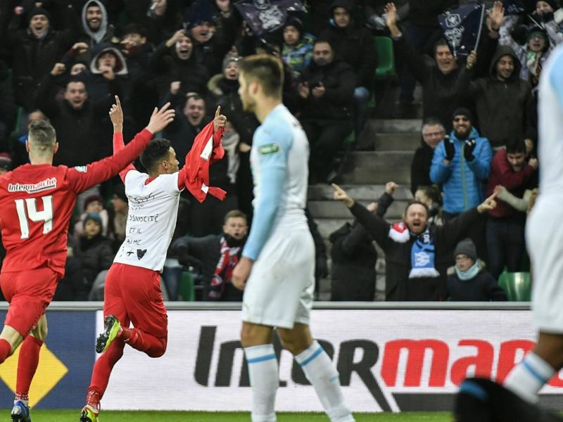 Shock Coupe de France exit compounds Marseille crisis