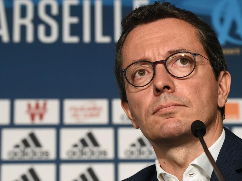 OM, Jacques-Henri Eyraud choqué du traitement réservé à Rudi Garcia