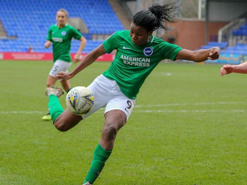 Ini Umotong reflects on maiden international goal