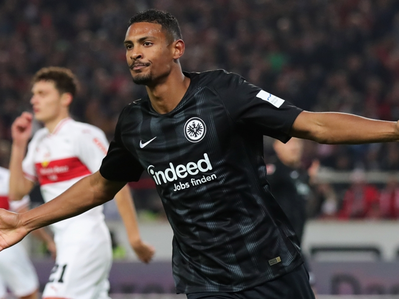 Haller dreams of France call-up after setting Bundesliga alight