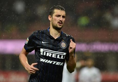 Inter, c'è l'Amburgo su Kuzmanovic