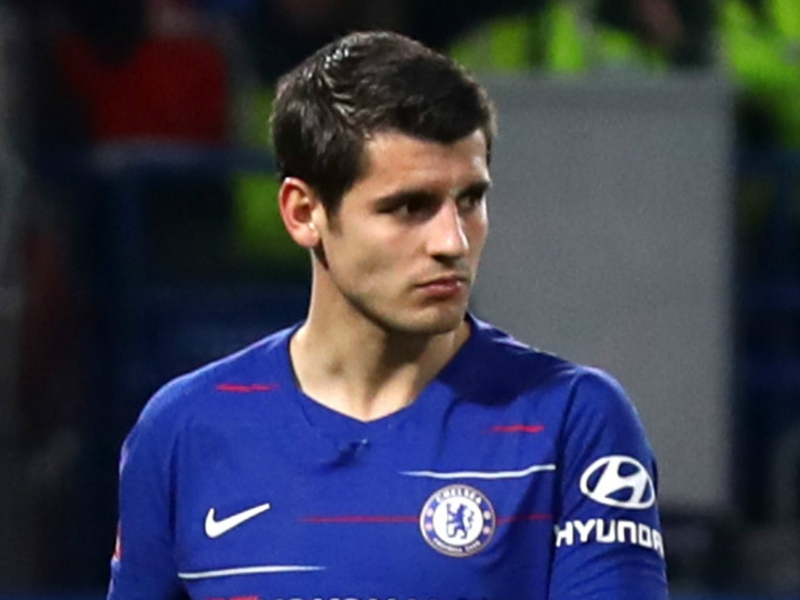 Morata to Atletico? Simeone refuses to 'confirm or deny anything'