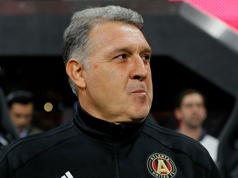 Mexico hires former Atlanta United, Argentina coach Tata Martino for El Tri job