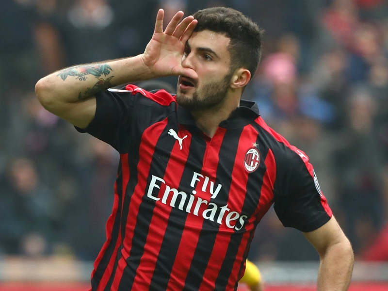 Milan's Cutrone attracting interest from Spain and Germany – agent