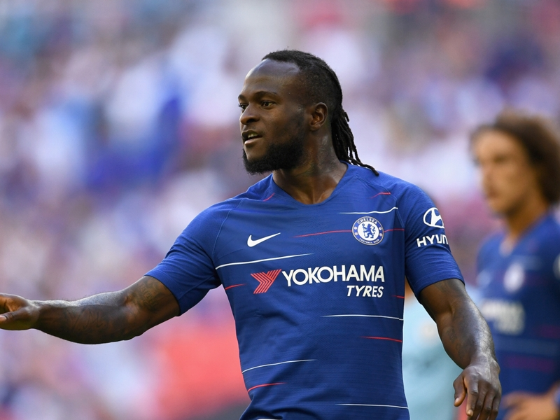 From Conte favourite to Sarri reserve: How it all went wrong for Moses at Chelsea
