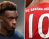 Bayern Münih'ten Callum Hudson-Odoi için Chelsea'ye dördüncü teklif!