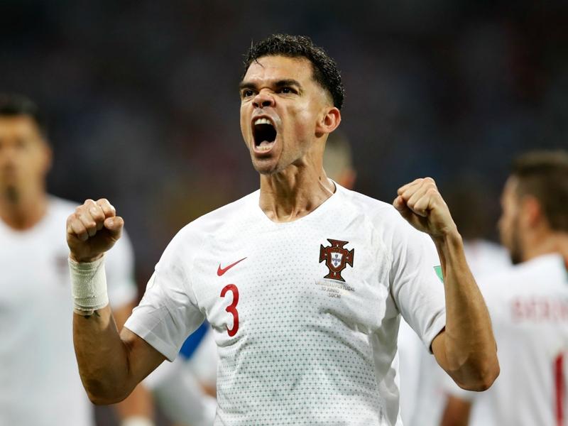 Pepe returns to Porto after Besiktas exit