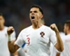 Pepe in action for Portugal