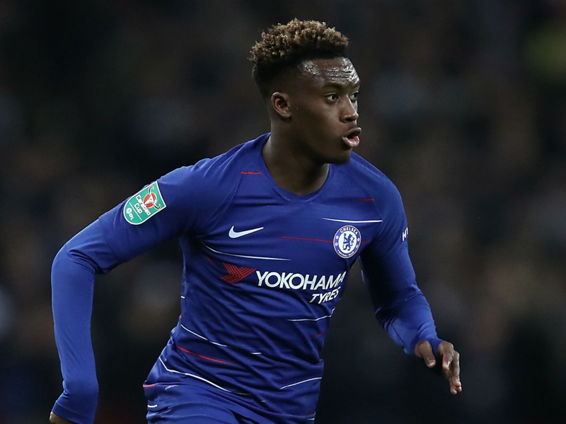 Hudson-Odoi asked me about Germany but I hope Chelsea's shooting star stays - Rudiger
