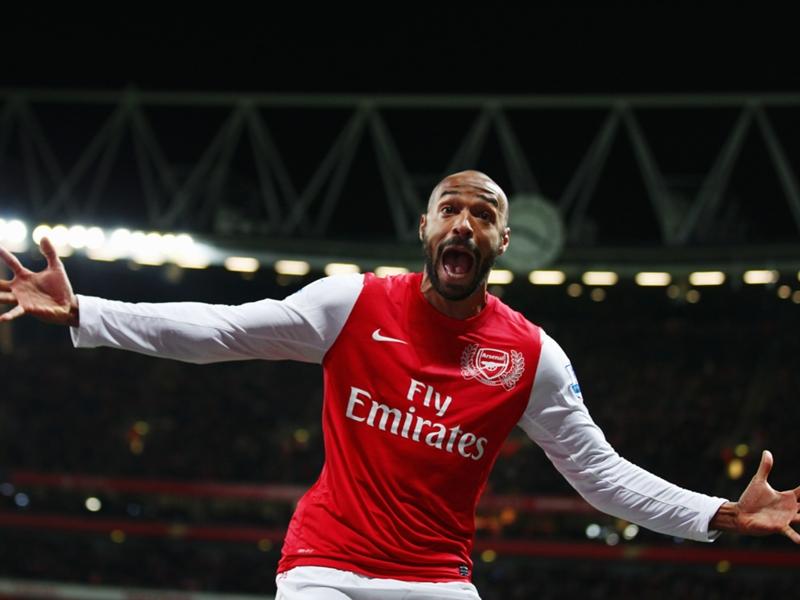 Rétro - Il y a sept ans jour pour jour, Thierry Henry réussissait son come-back à Arsenal