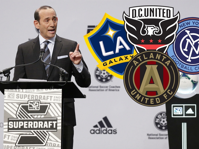When is the MLS SuperDraft, star players & how does it work?