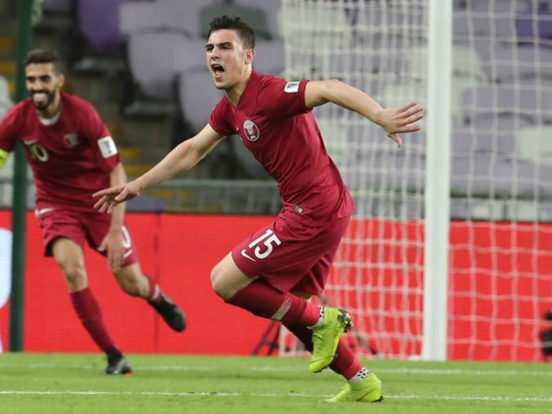 Qatar 2 Lebanon 0: Al Rawi stunner gives World Cup hosts winning start