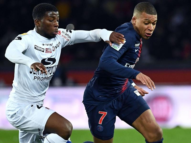 Betting: PSG stunned by 28/1 Guingamp in Coupe de la Ligue quarter-finals