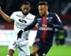 Neymar PSG Guingamp Ligue 1 09012018