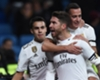 Sergio Ramos celebra el gol número 100 en su carrera: el 1-0 ante el Leganés