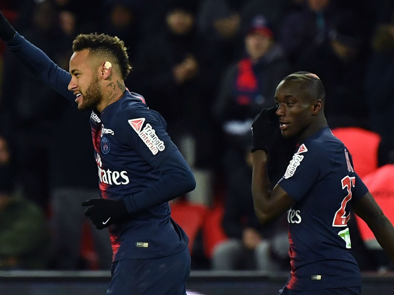 PSG suffer first cup defeat in five years