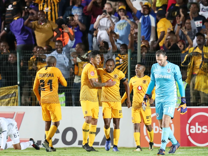 Rudolph Seale: Kaizer Chiefs must go all out against Tornado FC