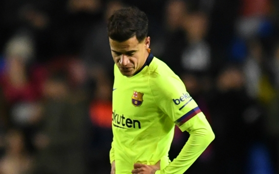 'Great player' Coutinho must fight to change Barca situation - Valverde